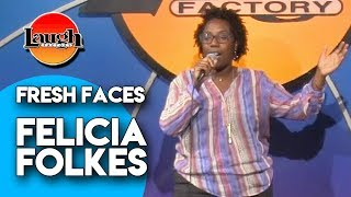 Felicia Folkes Weight Loss Laugh Factory Fresh Faces Stand Up Comedy