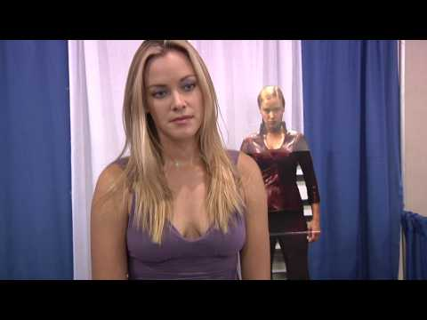 Kristanna Loken Terminator 3 ed by Delphia's James Young