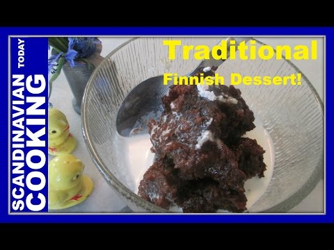 Mämmi - Happy Easter! Time to make some the Finnish Mämmi!