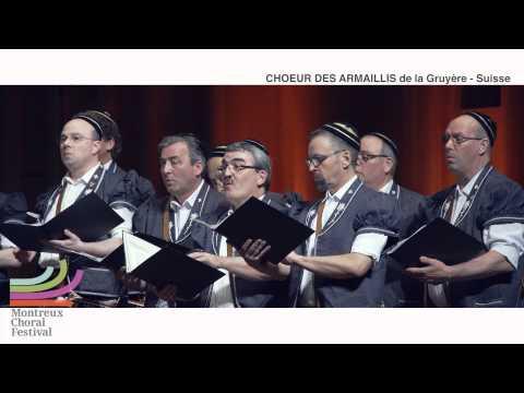 CHŒUR DES ARMAILLIS DE LA GRUYERE. Fribourg