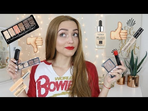 Download Youtube: BEST & WORST of: CATRICE Cosmetics