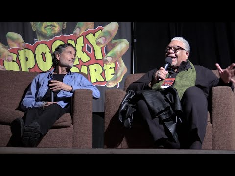 Nightmare Before Christmas voice actors panel discussion and Q&A at Spooky Empire 2014