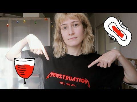 Менструация, а не ЭТИ ДНИ