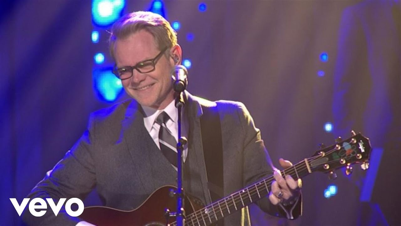 Steven Curtis Chapman I Will Be Here Live Youtube