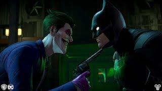 BATMAN TELLTALE SEASON 2 Episode 5 Gameplay Trailer