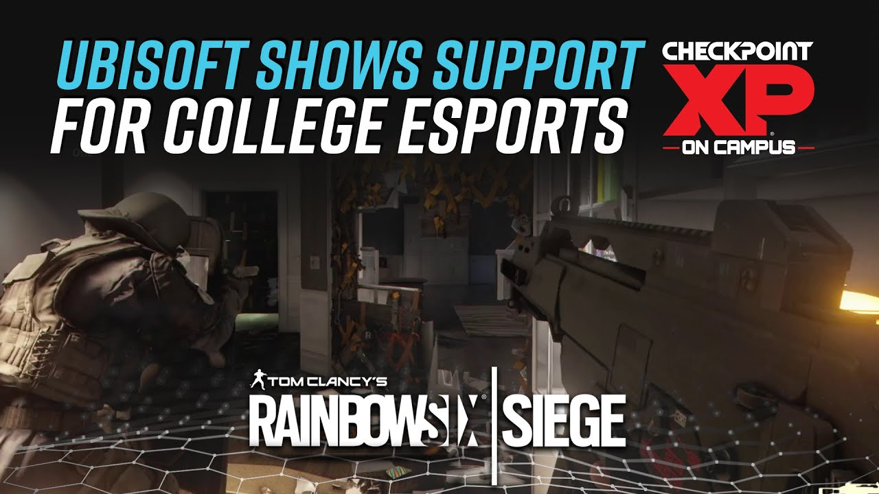 Ubisoft Officially Supports Faceit Rainbow Six Siege Tournaments College Esports Youtube