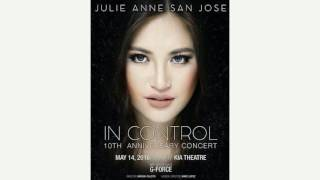 Sorry x Man Down x Youth (Multi Tracker) - Julie Anne San Jose IN CONTROL (Audio Only)