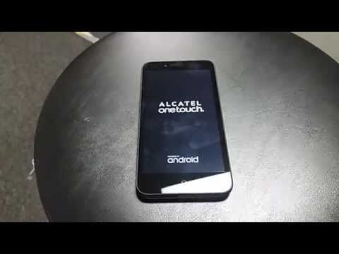 How To Hard Reset Alcatel Onetouch Conquest (Boost Mobile)