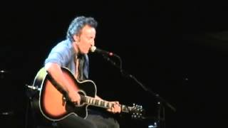 Bruce Springsteen - The Hitter (w/ Intro) - Seattle - 8/11/05