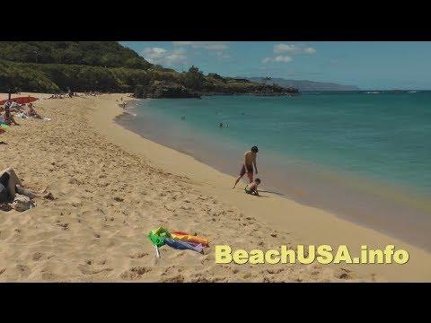 Best Beach USA 2014 - Waimea Bay Beach Park In Oahu, Hawaii - Americas Best Beach 2014
