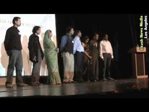 Distressed Children & Infant International DCI California, Speech of Dr. A. Ehsan Hoque