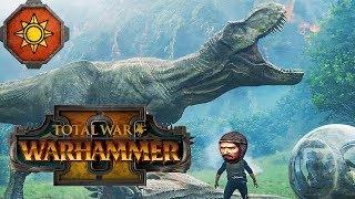 Lizardmen vs Bretonnia | KROQ & COMPANY - Total War Warhammer 2