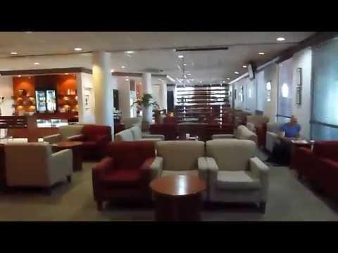 NAN: Nadi Fiji Airlines Business Class Lounge