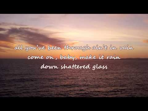 Brad Paisley - Shattered Glass (with lyrics)
