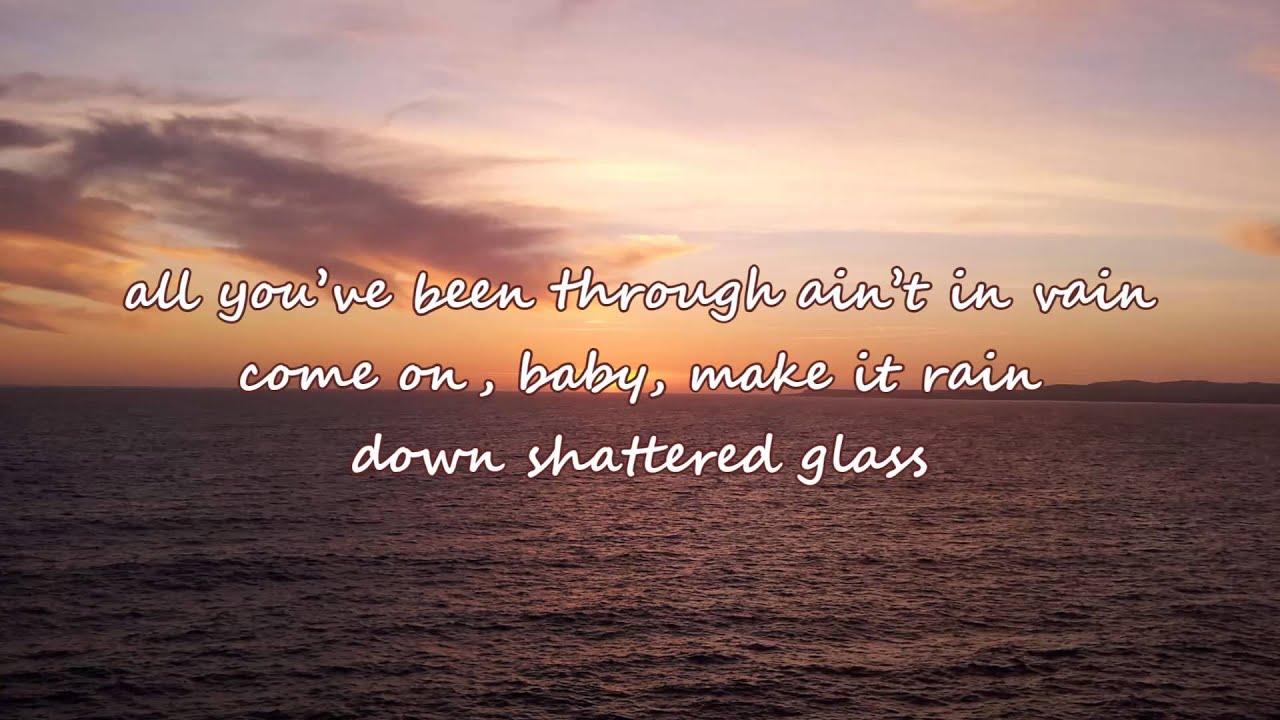 Rainin' You Brad Paisley - YouTube