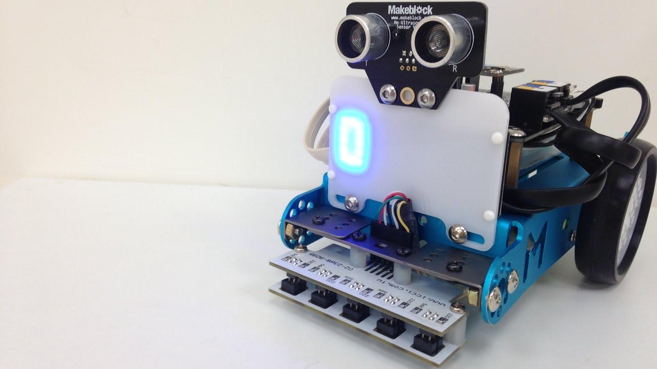 【SE介紹】亞洲機器人大賽 mBot 循跡賽 - YouTube