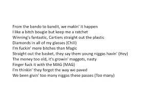 Migos - Need It (Visualizer) ft. YoungBoy Never Broke Again - (lyrics)