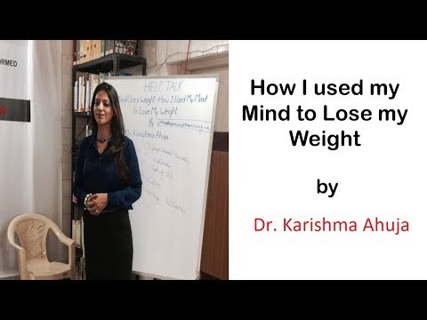 Law of Attraction for your Weight By Karishma Ahuja