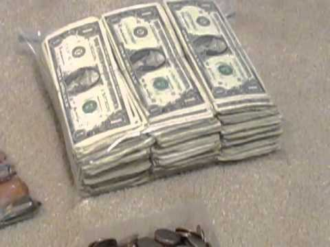 How To Save Lot Of Money Every Year By Saving Change Dollar Bills
