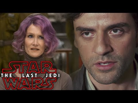 3 Reasons Why Holdo Withheld Information From Poe Dameron (Star Wars: The Last Jedi)