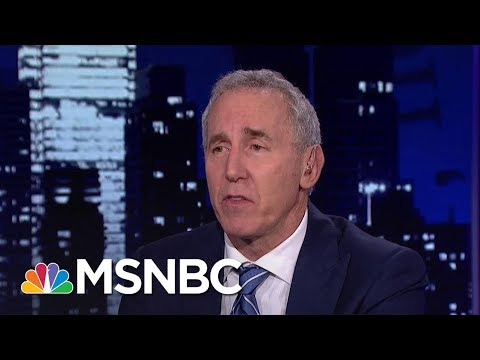 Trump Author: President Donald Trump Deeply Would Like To Be A Dictator | The Last Word | MSNBC