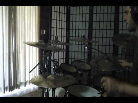 Swamp Thing  Dave Weckl  Drum Cover by Gareth