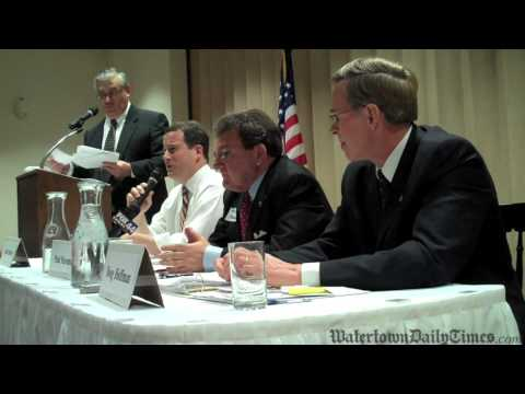 NY-23 GOP candidates on card check, cap & trade, a...