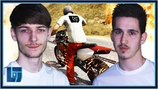 Waglington V iLukas - GTAV : Bike Race | Legends of Gaming