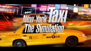 New York Taxi Simulator | PC | 2016 | Let