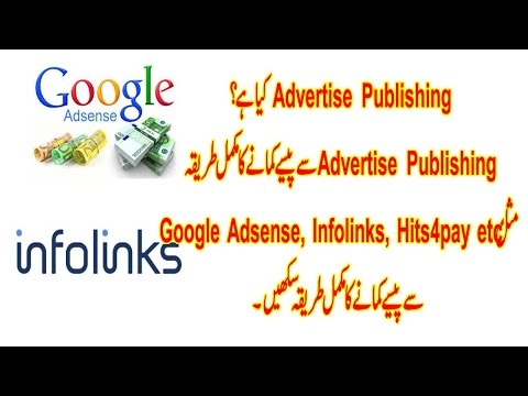 How To Earn Money With Adnetwork In Urdu 2017