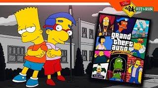SIMPSONS GTA ► Simpsons Hit and Run прохождение