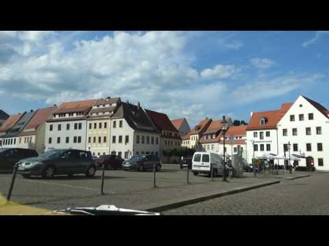 Cabrio Tour durch Freiberg Teil 2