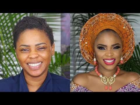 I TURNED CHIDINMA EKILE INTO A YORUBA BRIDE!!/ Is She Going Gospel?!, How She Deals with Hate…