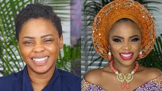 I TURNED CHIDINMA EKILE INTO A YORUBA BRIDE!!/ Is She Going Gospel?!, How She Deals with Hate...
