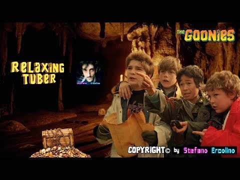 THE GOONIES - THE TREASURE CAVE (Relaxing Ambient Sounds) 1 Hour