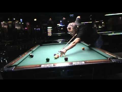 Ed Latimer Dennis Walsh Straight Pool