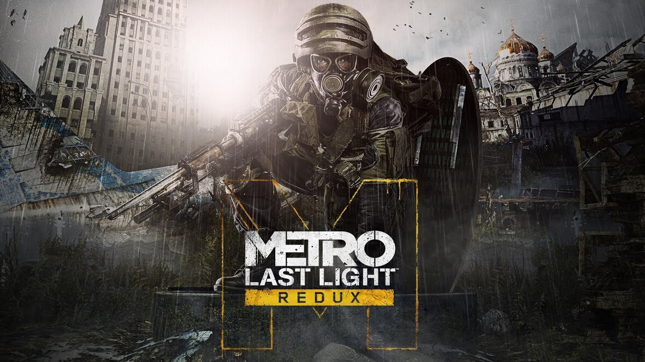 metro last light redux pc gameplay max settings youtube. Black Bedroom Furniture Sets. Home Design Ideas