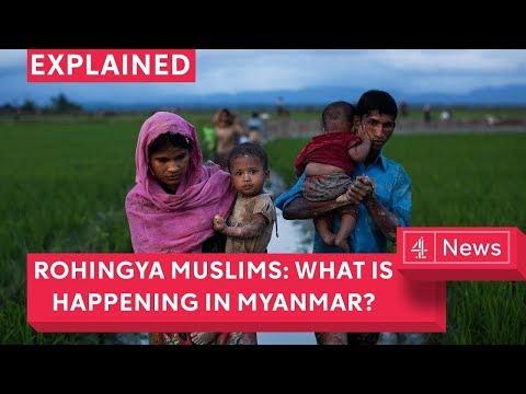 Rohingya Muslims: what is happening in Myanmar?