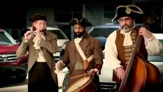 Hondas 2013 Presidents Day TV Commercial  Very Funny