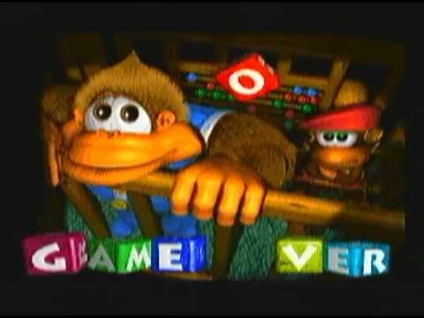 Let's Play 100% (ITA) Donkey Kong Country 3 (Parte 22 ...