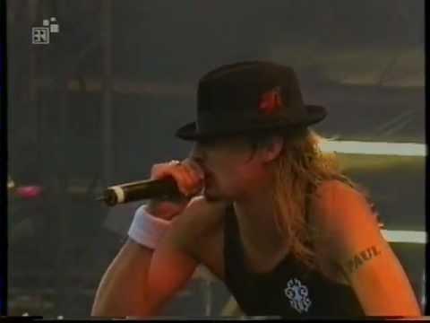 Kid Rock  Bawitdaba 08  at Rock Im Park 2001