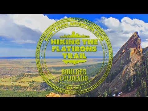 Chautauqua Park: Flatirons Trail Hike (Boulder, CO)