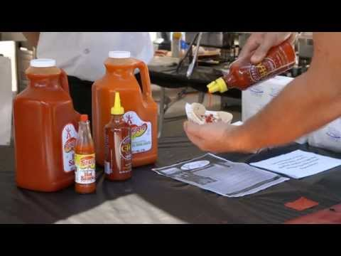 Texas Pete TV - Texas Pete Culinary Arts & Music Festival 2014