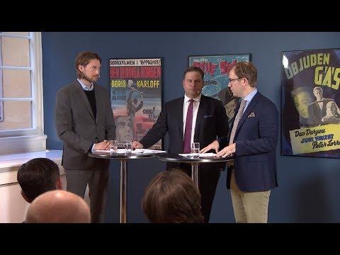 Pensers förvaltarseminarium: Martin Nilsson och Pontus Wachtmeister