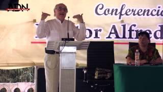 """Alfredo Jalife Conferencia Magistral """"México en el Mundo 2014"""" Morelos"""