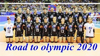 Team Thailand | Road to olympic 2020