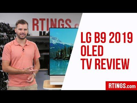 LG B9 2019 OLED TV Review - RTINGS com - YouTube