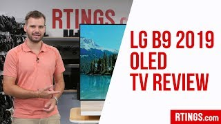 lG B9 2019 OLED TV Review - RTINGS.com
