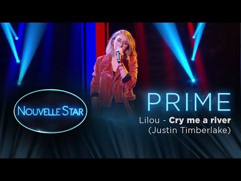 PRIME 01 - LILOU - Cry me a river (Justin Timberlake)