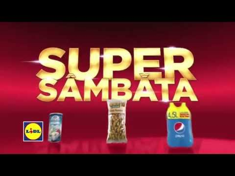 Super Sambata la Lidl • 28 Noiembrie 2015